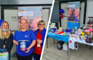 Bluebird Care Wakefield & Kirklees Celebrate Longstanding Relationship with Hospice