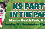 Local RSPCA to hold K9 Party In The Park this September