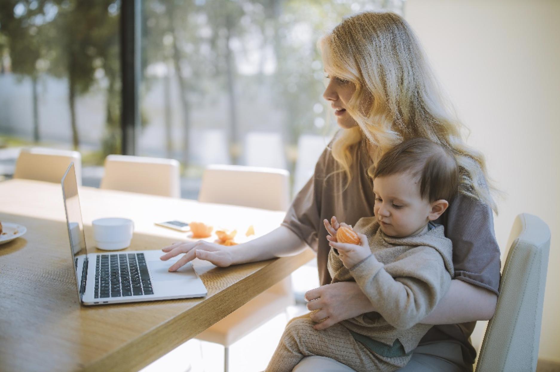 The DEN: Impact of motherhood on women's careers
