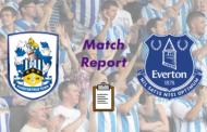Huddersfield Town v Everton | Carabao Cup Match Report