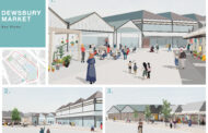 Kirklees Council Submits Planning Permission for Dewsbury Market Improvements