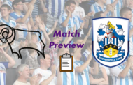 Derby County v Huddersfield Town   Match Preview