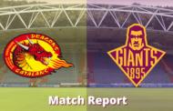 Huddersfield Giants v Catalans Dragons| Match Report