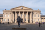 Have your say on plans to improve Huddersfield train station connections