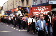 Archive calls out for photos of UK's first National Pride in Huddersfield 1981
