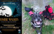 Local RSPCA host 'Zombie Walkies' this Halloween